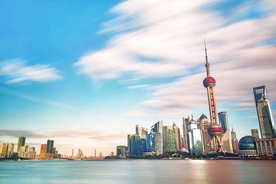 上海 海洋,外商投资,上海外资,浦东新区,亿欧智库,在华发展报告