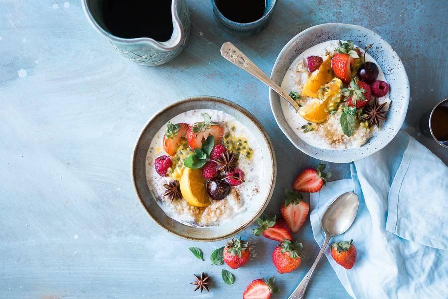 两碗水果燕麦片,亿欧智库,代餐趋势,数据解读,代餐市场