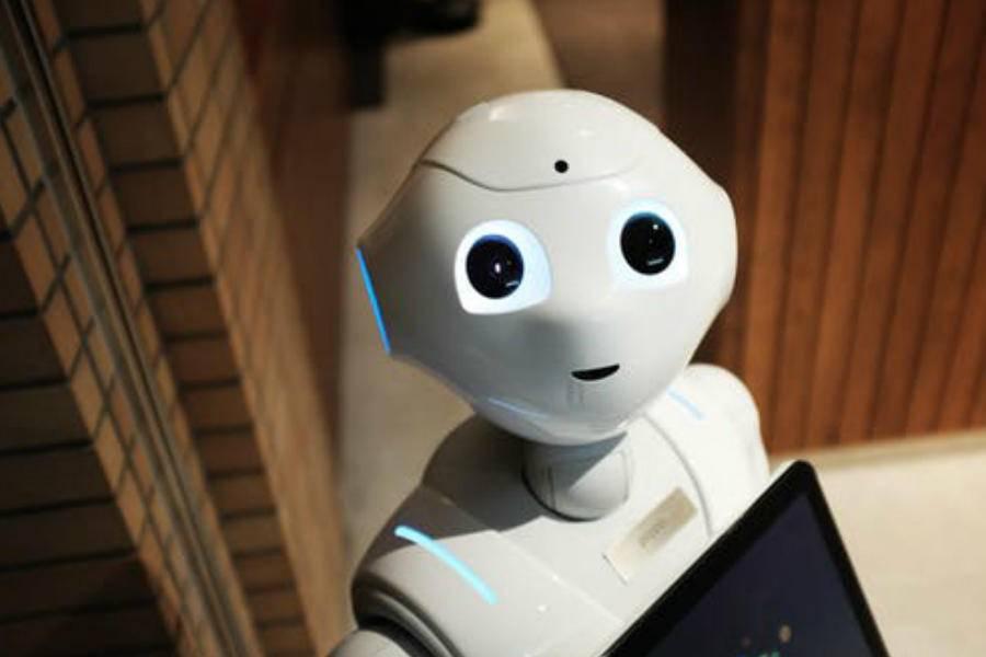机器人,机器人,媒体机器人,AI新闻,媒体大脑