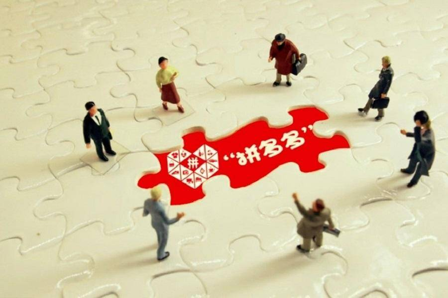 拼多多,京东,拼多多,中国第二大电商公司,中高端消费用户,低收入群体