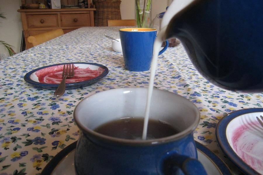 港式奶茶,渐行渐远?