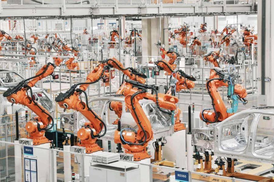 机器人能否拯救中乐彩彩票制造?