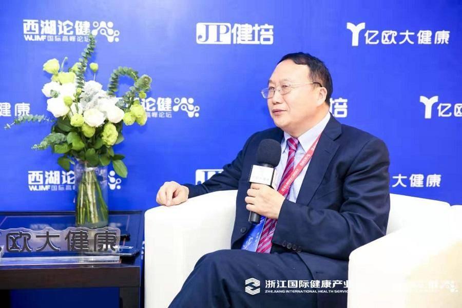 西湖论健丨访中华放射学会副主任委员程敬亮:AI在脑疾病诊断中的应用