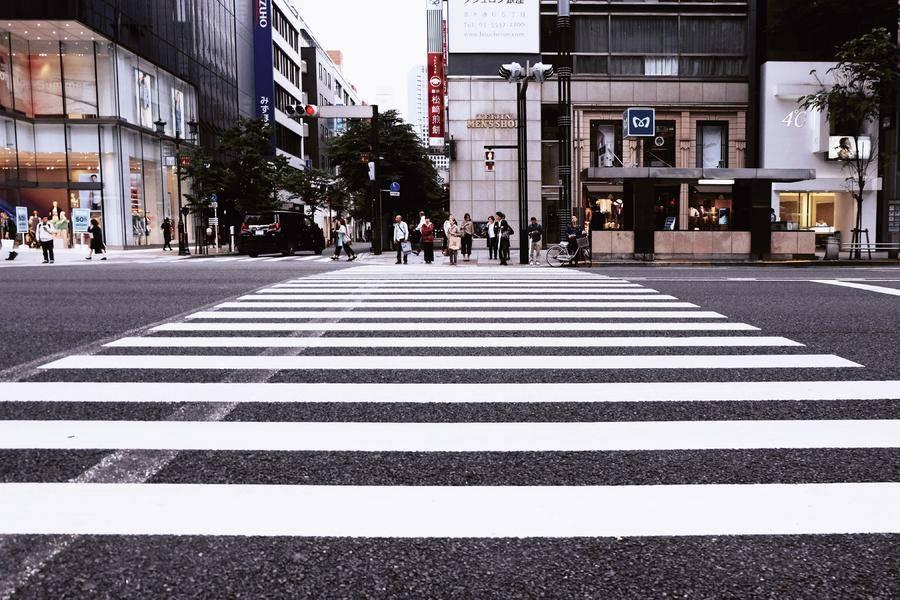 马路 交通 出行