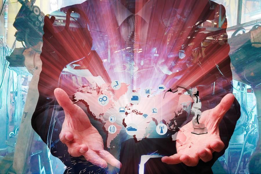 工業互聯網,賦能中國制造