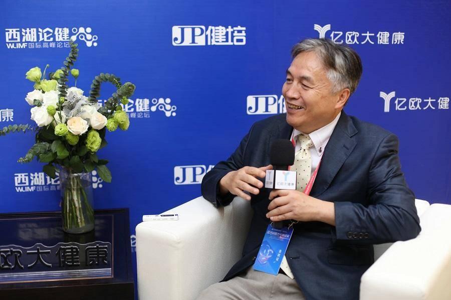 西湖论健丨陈延伟:医疗+人工智能,日本主攻六领域