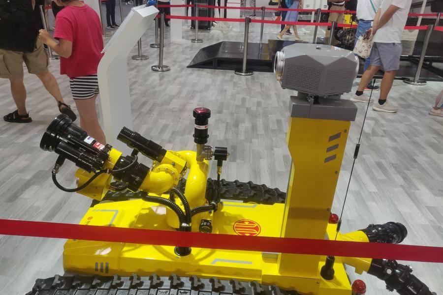中信重工特种机器人