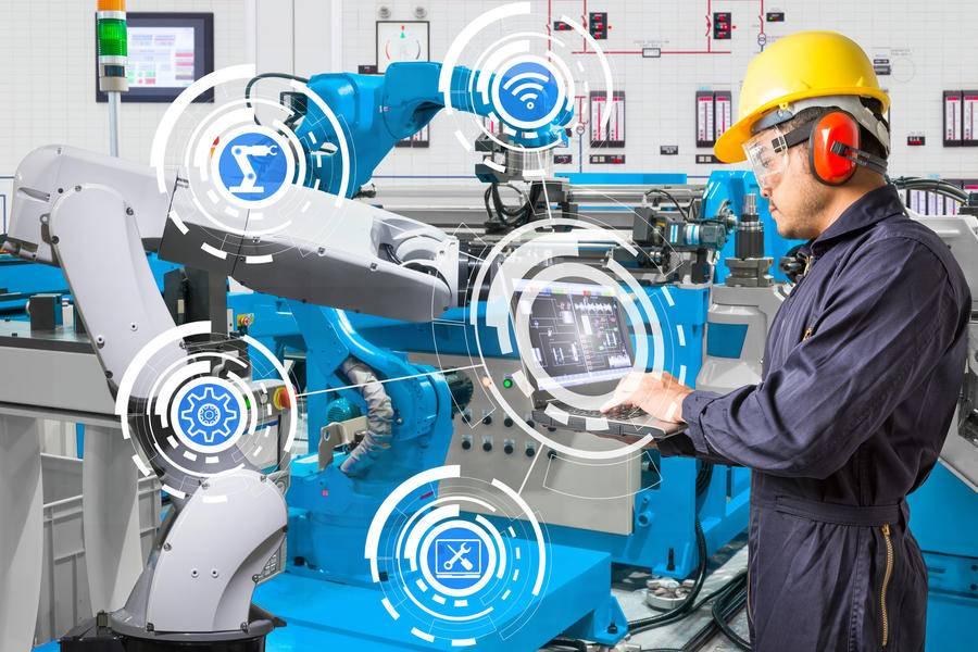 工业智能,亿欧智库,工业智能