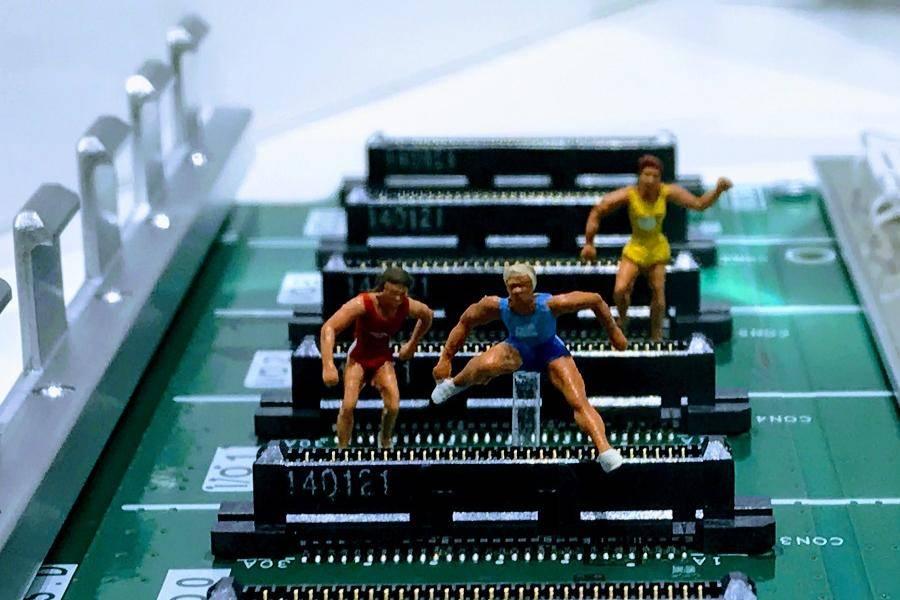 芯片,全球供应链,芯片制造,卡脖子,去美国化