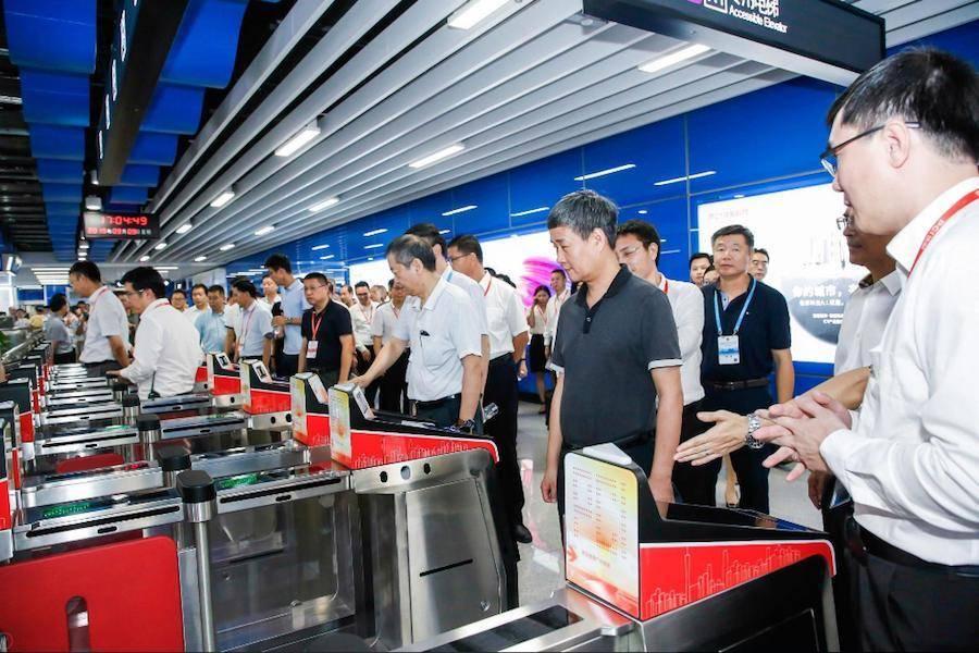 佳都科技联手广州地铁倾力打造全球首座AI智慧车站