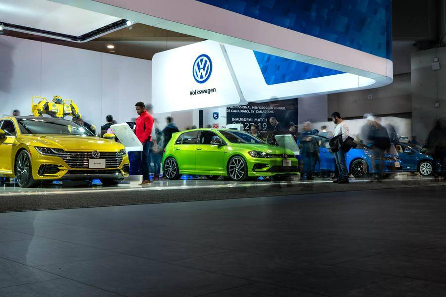 盘点:2019年法兰克福车展有哪些新能源汽车亮相?