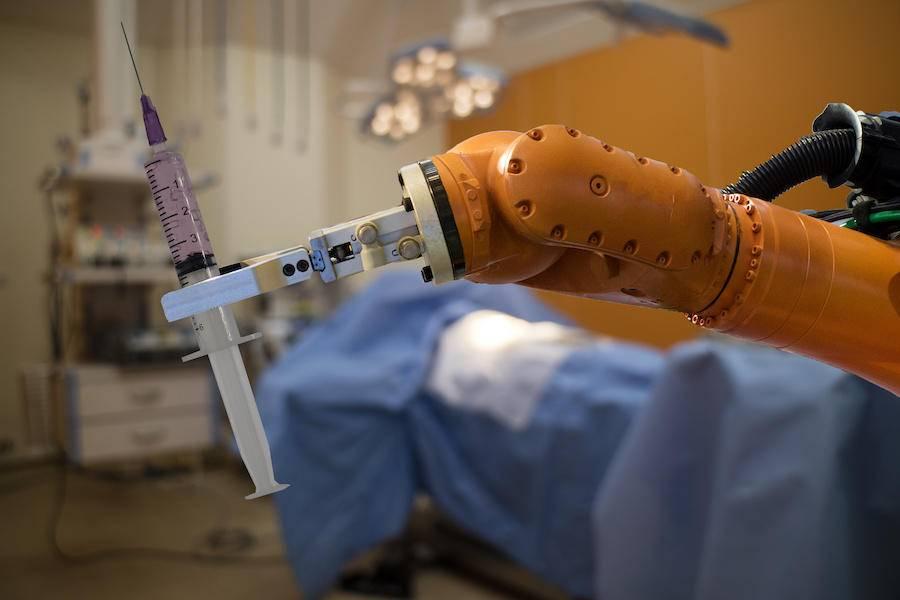 手術機器人,外科的未來