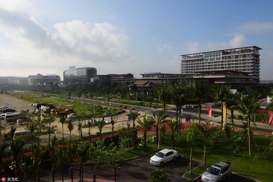 抢先布局!济民制药博鳌国际医两中心已经开业