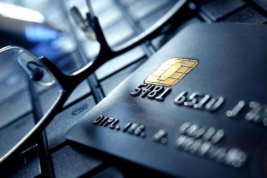银行业图片(银行卡)