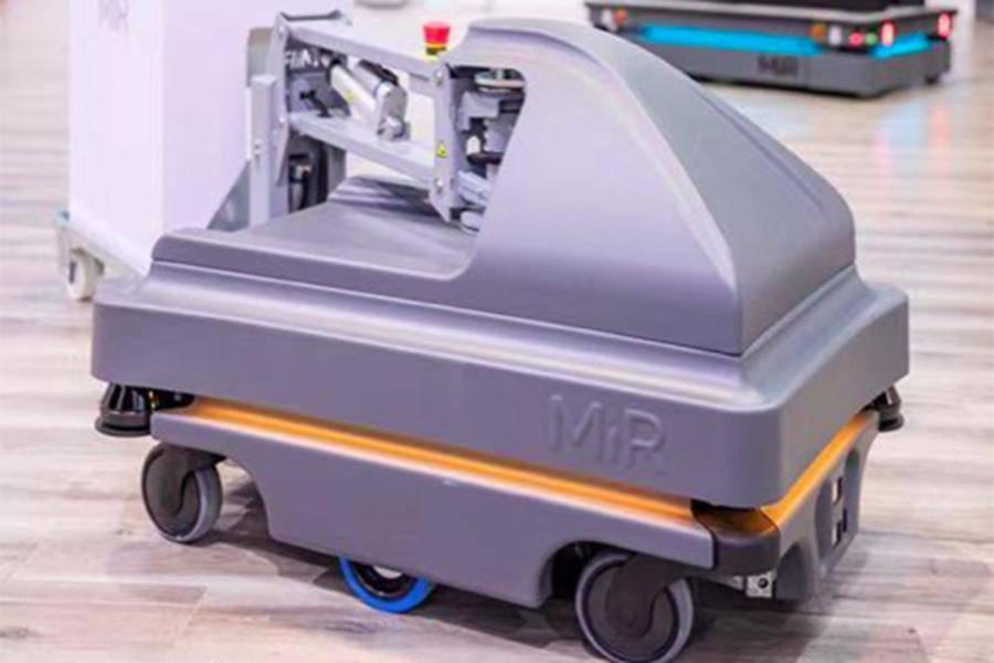 自主移动机器人MiR为何执着取代AGV?