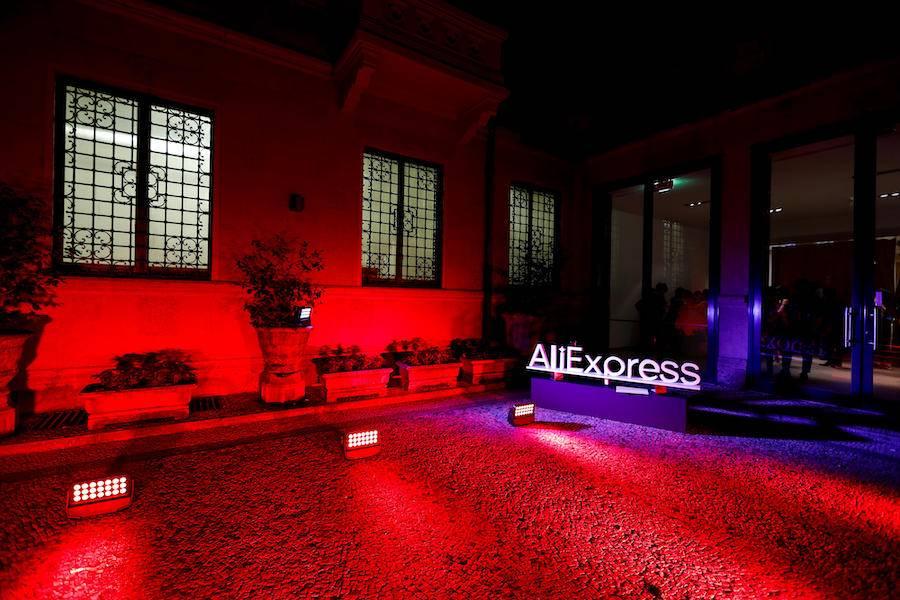 阿里巴巴全球速卖通首次登陆米兰时装周