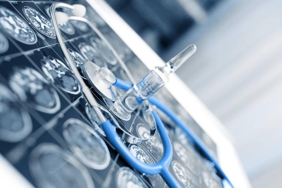 医学影像与听诊器