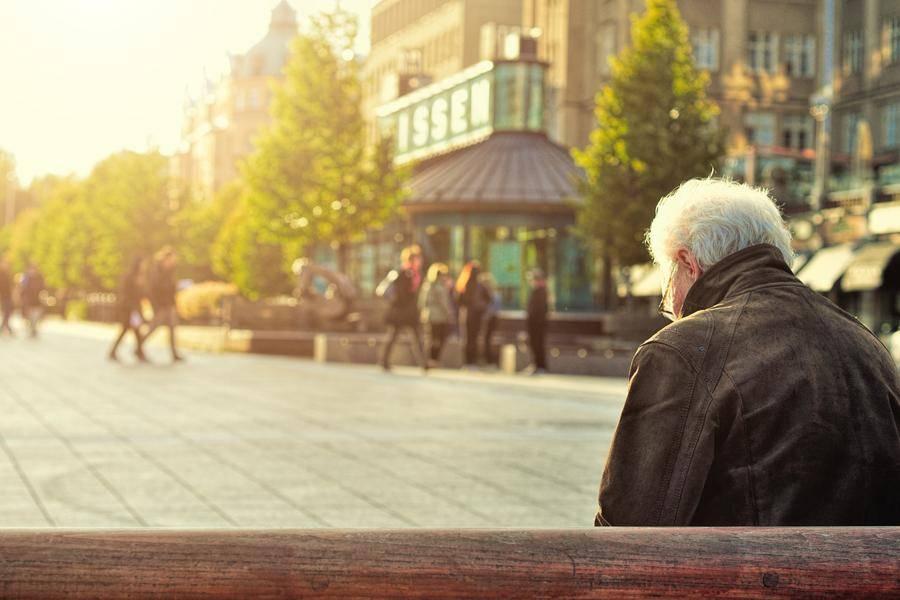 當我們談論養老時,我們在談論什么
