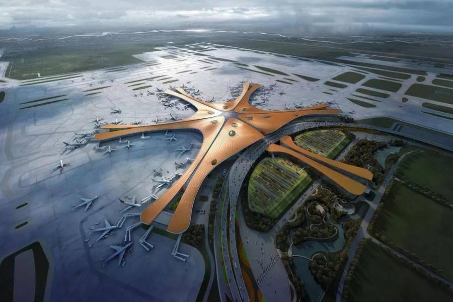 大型机场,亿欧智库,商业趋势,机场