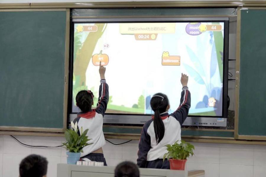 """中國教室里的科技變革,政府與企業的""""戀愛長跑"""""""