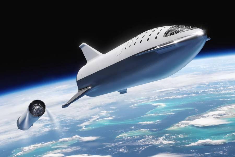 馬斯克揭示星際飛船藍圖,2024年殖民火星不是夢