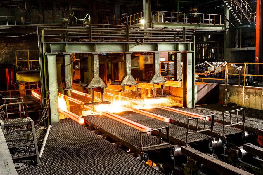 钢铁物流,伯利恒钢铁厂,钢铁帝国,制造业,造船厂,新技术,贸易保护,现代化