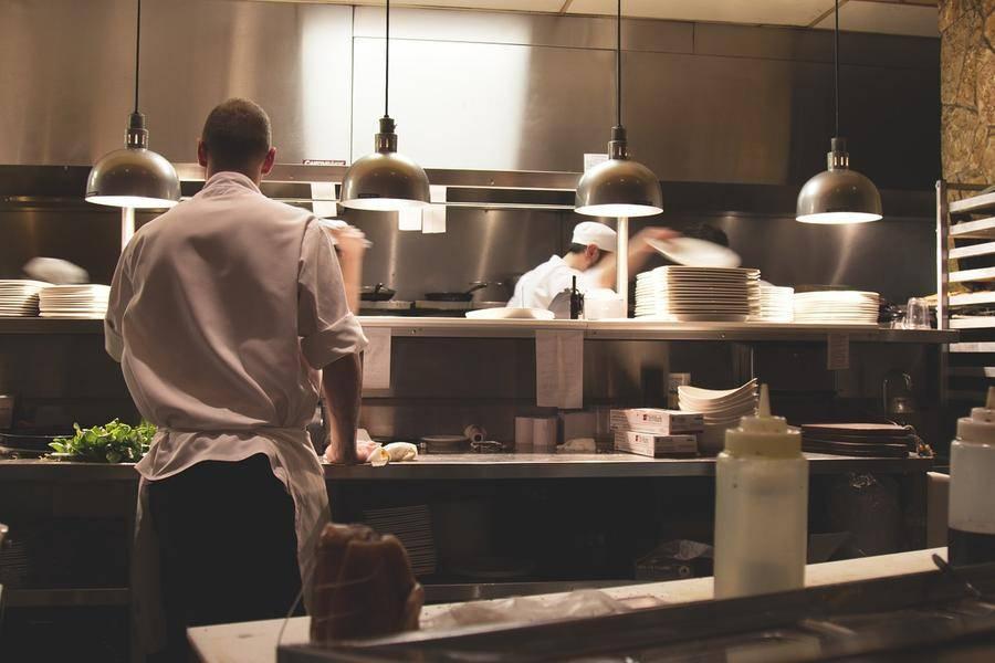 廚房,后廚設備維修,百家修,萬能小哥