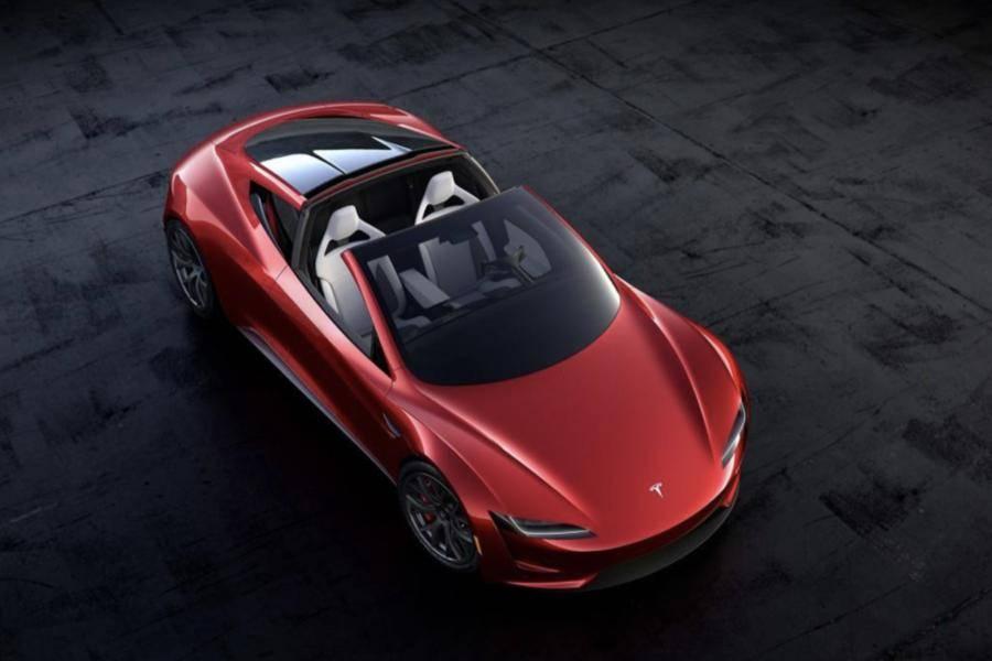 特斯拉全新Roadster