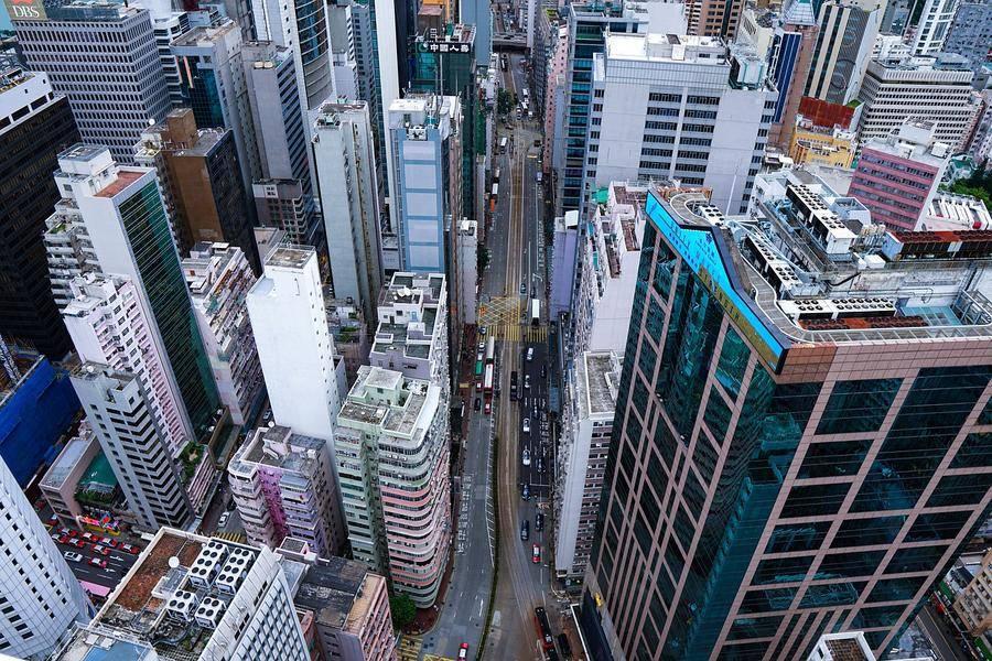 9月香港楼市创下自回归后的最低点