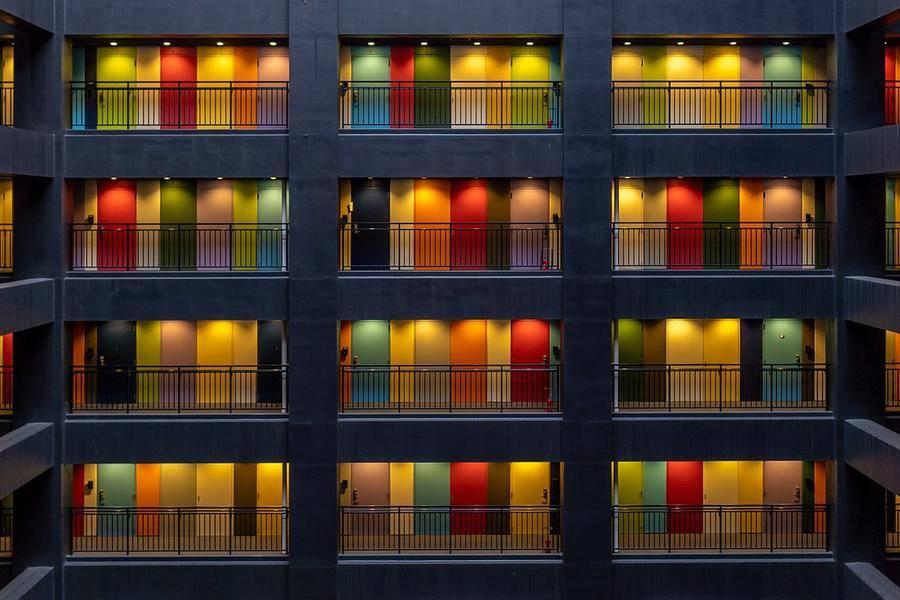 住房租賃市場規模超過萬億,頭部房企布局長租公寓