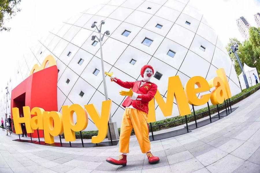麦当劳开心乐园餐升级,并与迪士尼合作推出主题玩具