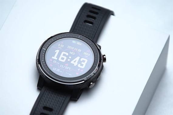 华米智能运动手表3:双芯双系统,把手表使用功能交还给用户自己