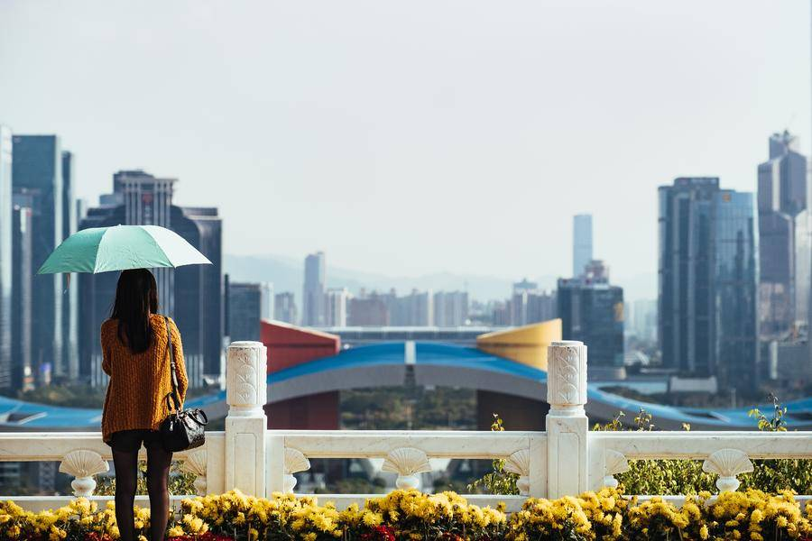 城市 深圳,深圳,商业,蛇口,亿欧智库