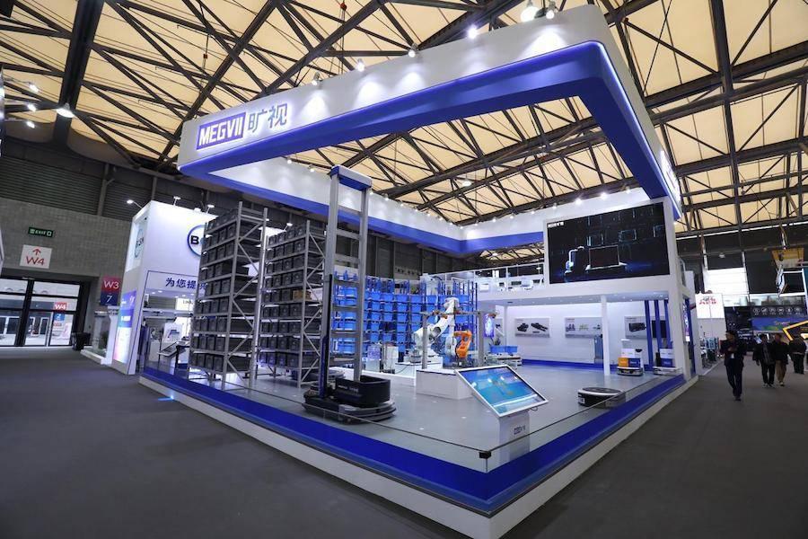 旷视亮相CeMAT ASIA2019用河图驱动智慧物流产业生态