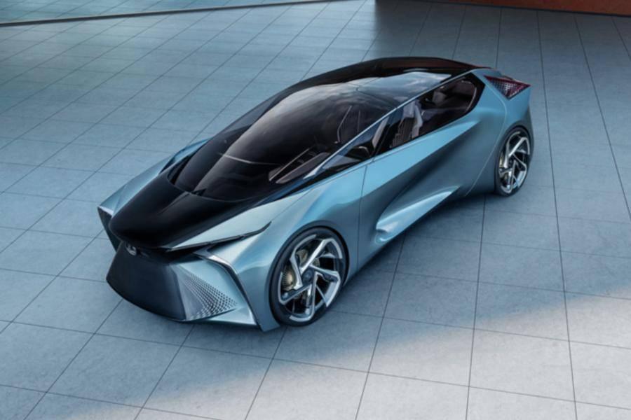 LF-30纯电动概念车首发,预计2021年发布纯电平台