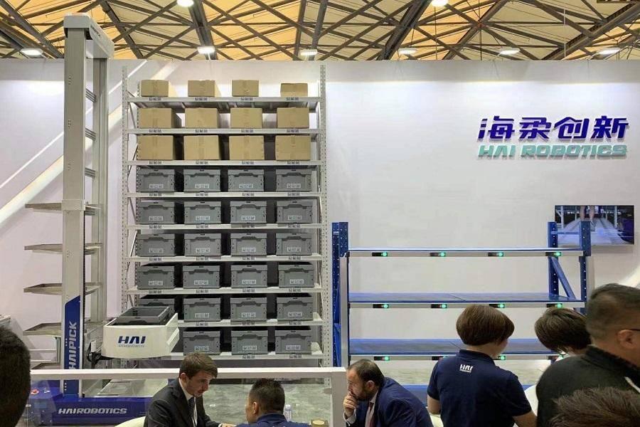 新一代货箱到人库宝,未来将推动更多场景落地
