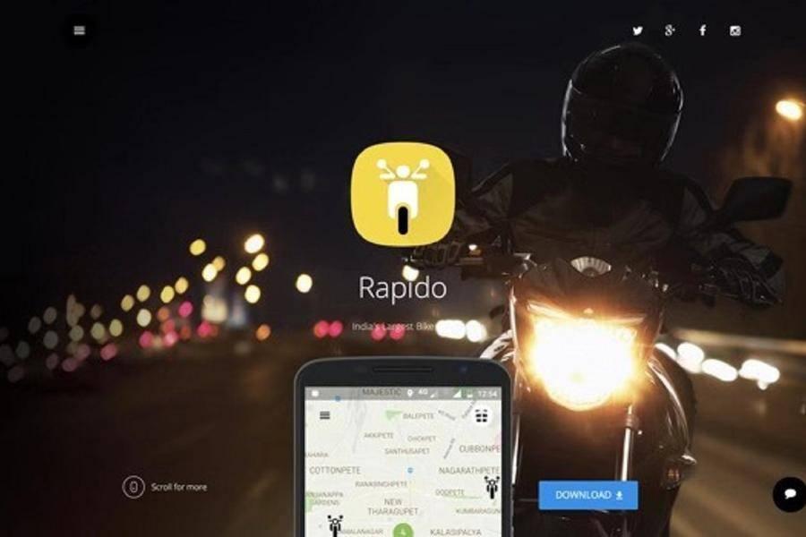 首发丨印度网约摩托平台Rapido完成5500万美元B轮融资,顺为资本参投