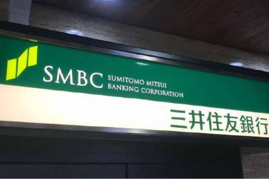 三井住友银行logo,亿欧智库,日本消费金融,SMFG,信用卡