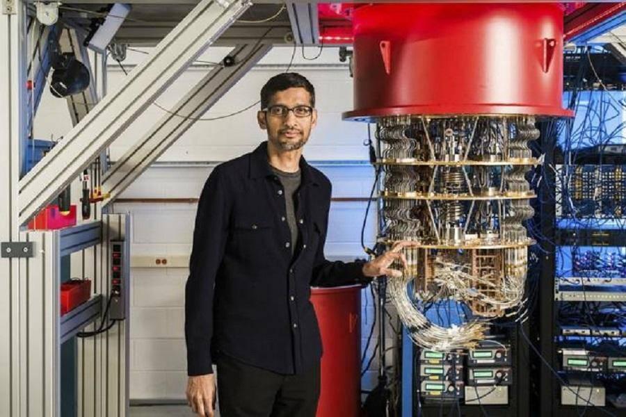 谷歌CEO:AI给人类文明带来的影响将比火或电更深刻