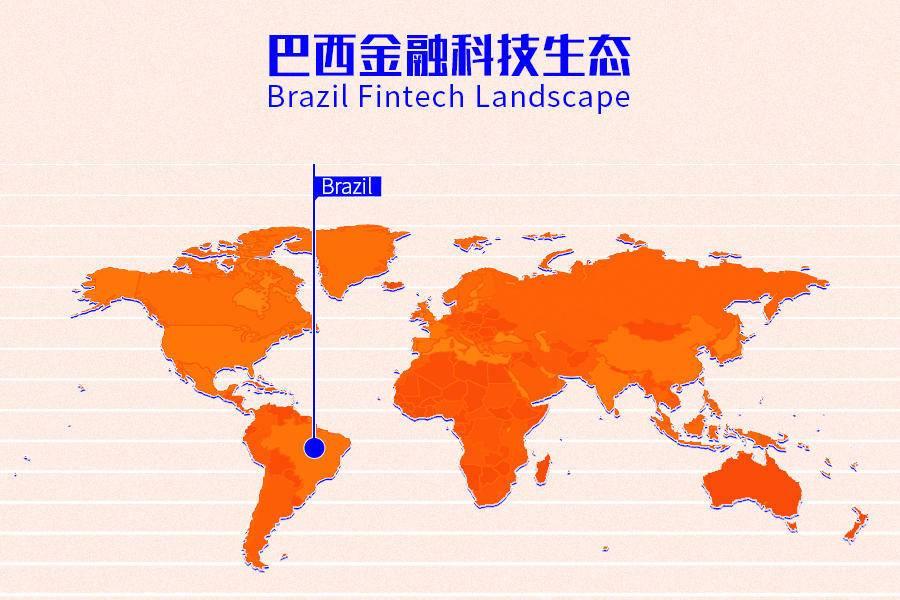 洞见前沿,巴西金融科技发展趋势展望丨全球金融科技发展脉搏系列