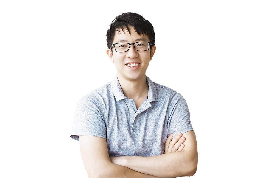 奇志科技CEO陈俊宇