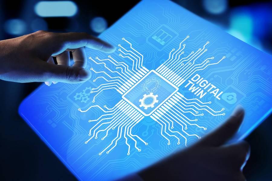 数字孪生,工业互联网,数字孪生,工业数字化