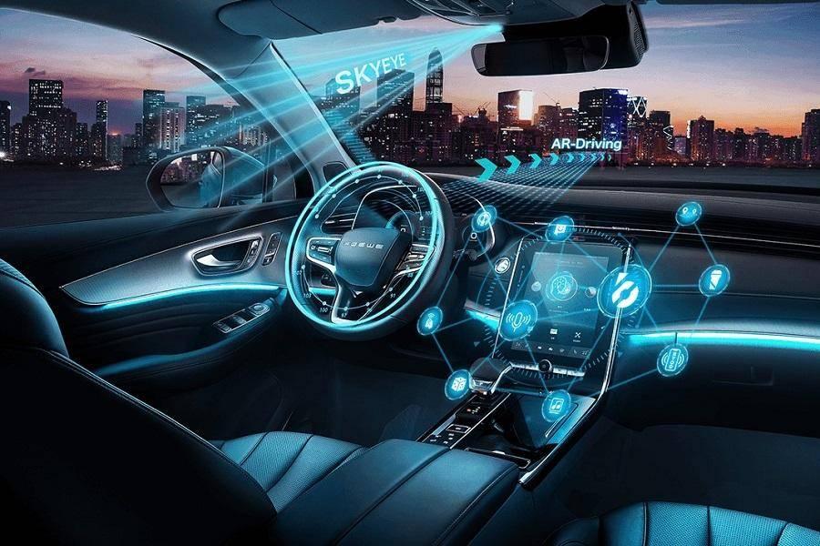 荣威RX5 MAX智能座舱,荣威,RX5 MAX,智能座舱,上汽,新四化,阿里