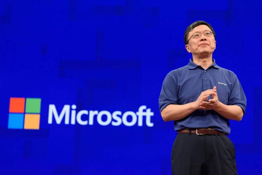 """沈向洋""""分手""""微软,美国科技巨头高管暂无华人身影"""
