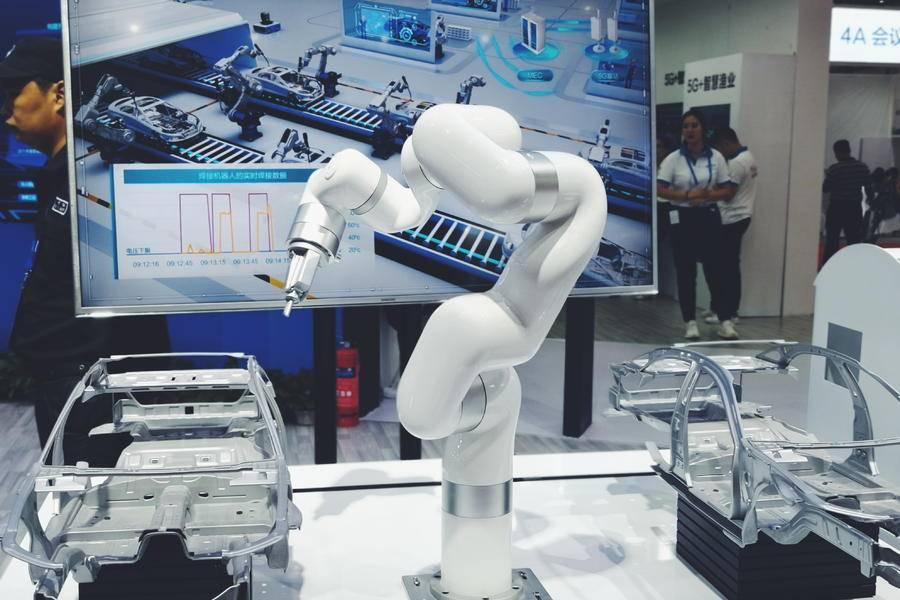 5G智慧工厂