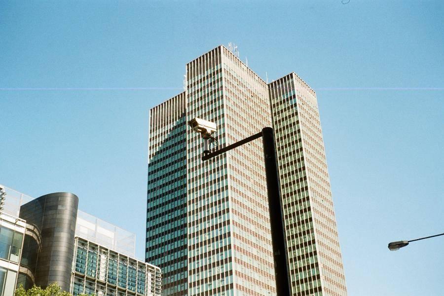 城市 摄像头 建筑