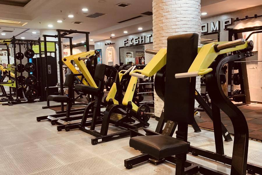 健身房,新消费,高德,健身产业
