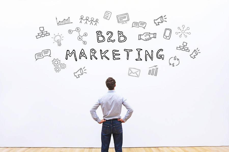 B2B,快消品B2B,品牌商,仓配体系,零售终端