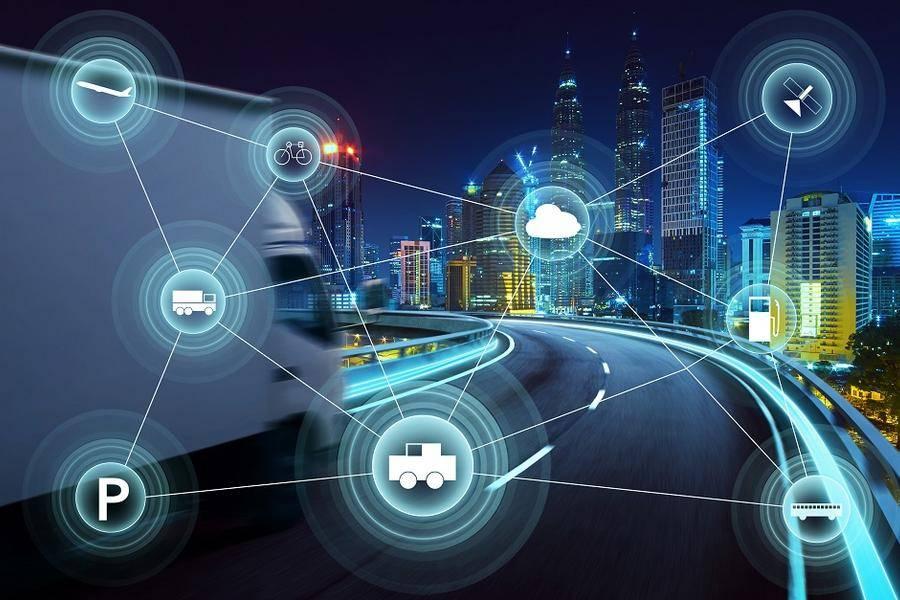2019年,全球8大科技公司都如何布局了智能汽车?