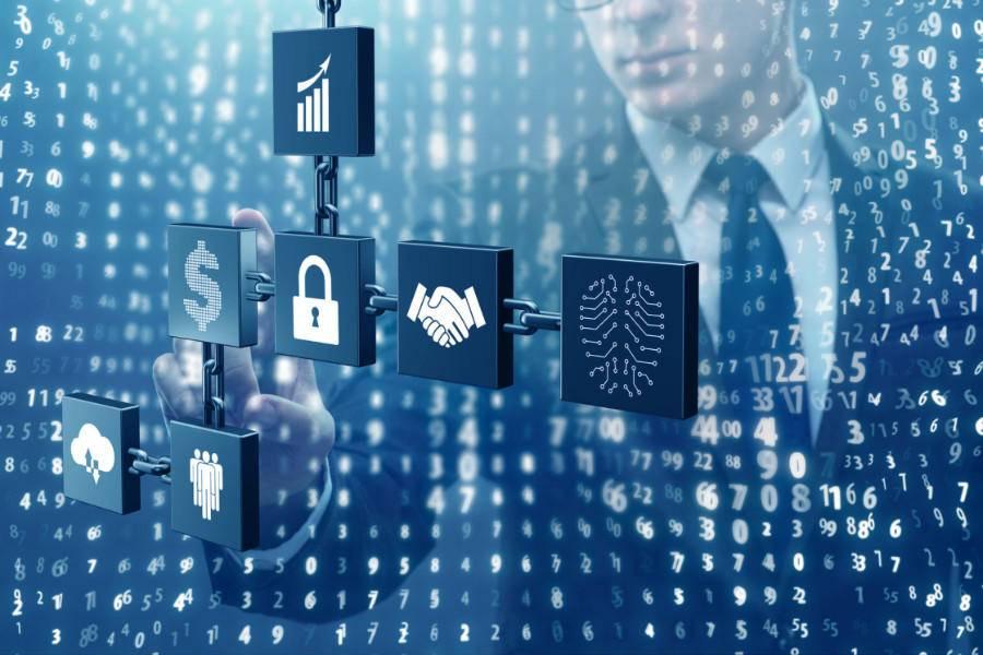 电子合同,电子签名,区块链,智能合同,电子合同,电子签名,亿欧智库